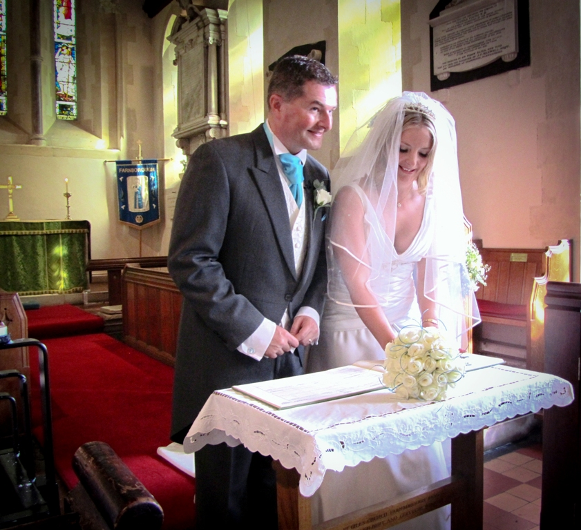 In Other Words Technically People Living Anywhere The World Could Have Their Wedding Blessed Our Church With All Accompanying Memories And